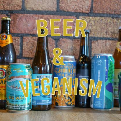 Beer & Veganism