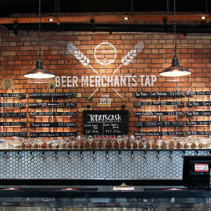 Getting your tap list right