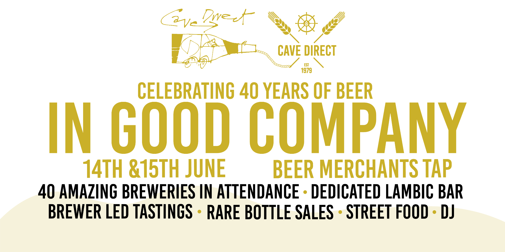 In Good Company / craft beer celebration