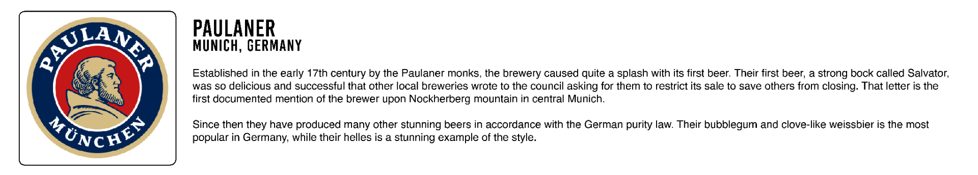 PAULANERHEADER